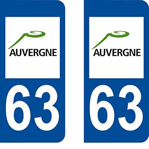 Planche A4 de stickers Département 55 j/'aime La Meuse autocollant adhésif