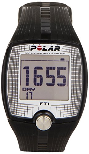 Polar FT1 Cardiofrequenzimetro, Resistente all'Acqua...