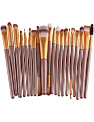 Demarkt 20 pcs/set Makeup Brush Set