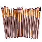 Demarkt 20 pcsset Makeup Brush Set