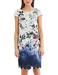 ESPRIT Collection Damen Kleid 047eo1e008