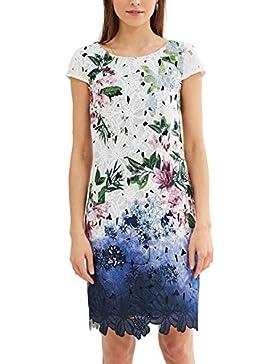 ESPRIT Collection Damen Kleid 047eo1e008