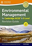 Environmental Management for Cambridge IGCSE & O Level Revision Guide (Cie Igcse Complete)