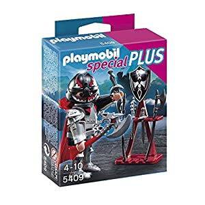 Playmobil Especiales Plus - Caballero con armería (5409)