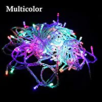Halloween 10M 100LED Fairy String Light Waterproof Lamp String for Home Wedding Birthday Christmas Party Decor