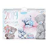 Me To You Tatty Teddy 2019 Organiseur Familial et Calendrier (français Non Garanti)