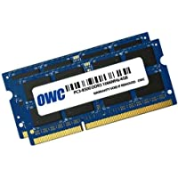 2 x 4.0GB PC8500 DDR3 1066MHz 204 Pin