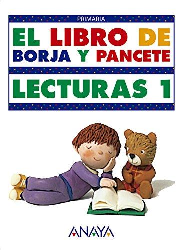 El libro de Borja y Pancete. por Anaya Educación