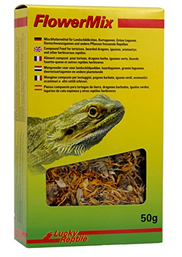 Lucky Reptile Flower Mix 50 g, 1er Pack (1 x 50 g)