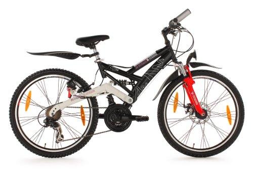KS-Cycling-ATB-4-Masters-Vlo-VTT-Enfant-Noir-24-42-cm