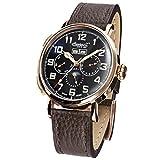 Ingersoll IN1917RBK Armbanduhr, Braun Lederband