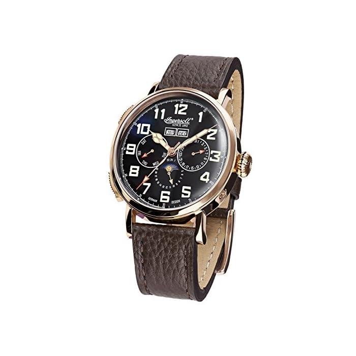 Ingersoll IN1917RBK Armbanduhr