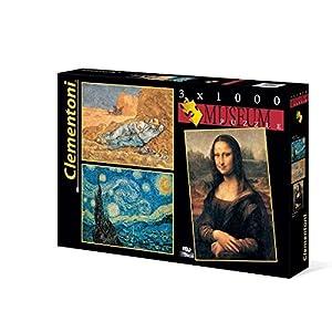 Clementoni 08008 Puzzle - Rompecabezas (Rompecabezas para Suelo, Arte, Niños y Adultos, 14 año(s), 99 año(s), Italia)