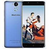 Dual Sim Handy Ohne Vertrag, Blackview P2 (2018 Neu) 4G Smartphone 6000mAh Groß...