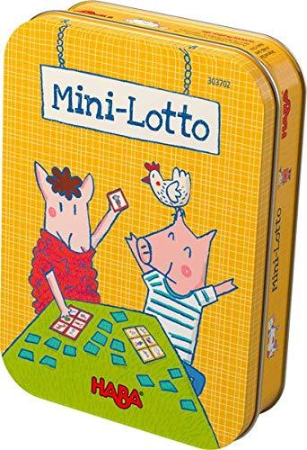 HABA 303702 Mini-Lotto