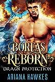 Boreas Reborn: Dragon Shifter Romance (In Dragn Protection Book 2) (English Edition)
