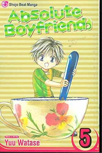 Absolute Boyfriend Volume 5: v. 5