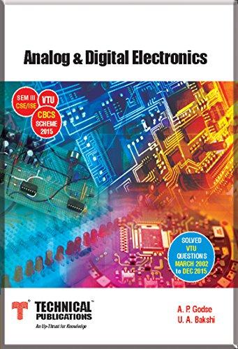 Analog & Digital Electronics for VTU ( Sem-III CSE / Ise CBCS...