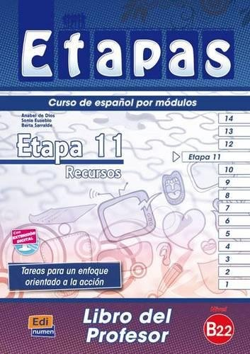 Etapa 11. Recursos - Libro del profesor (Etapas) por Berta Serralde Vizuete