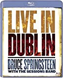 : Bruce Springsteen with the Sessions Band - Live in Dublin [Blu-ray] (Blu-ray)