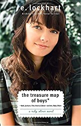 The Treasure Map of Boys: Noel, Jackson, Finn, Hutch, Gideon--And Me, Ruby Oliver (Ruby Oliver Novels (Paperback))
