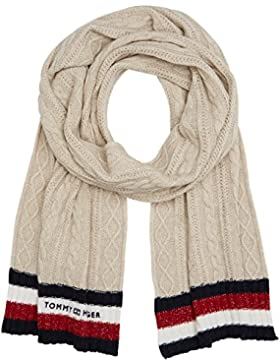 Tommy Hilfiger Damen Schal Cable Scarf