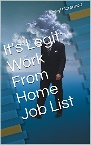 It's Legit: Work From Home Job List (English Edition)