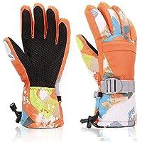 Warme Ski Handschuhe Für Männer Winter Outdoor Sport Motorrad Reiten Ausrüstung Winddicht Verdickung Snowboard Ski Thermische Handschuhe Ski-handschuhe