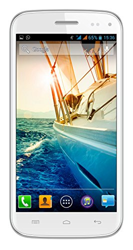 Micromax Canvas Turbo Mini A200  white