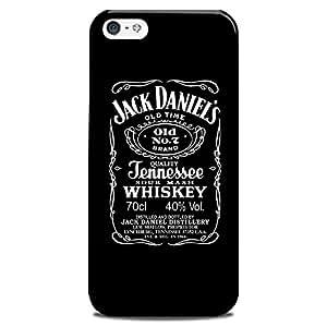 Abhivyakti Food&booze Jack Daniel Hard Back Case Cover For Apple Iphone 4/4s