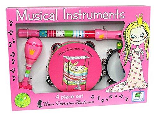 Barbo Toys Barbo toys6148Princesa Musical Set (4Piezas)