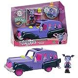 Vampirina, Vampi Mobiel, geluids- en lichteffecten, een vampirina & accessoires inbegrepen, speelgoed voor kinderen vanaf 3 jaar, VAM00