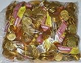 6 kg (40 x 150 g Netze) Hitschler Goldmünzen # Euro-Goldmünzen # Kaubonbons # Hitschler Kaubonbons mit Schokogeschmack # Euromünzen # Goldtaler
