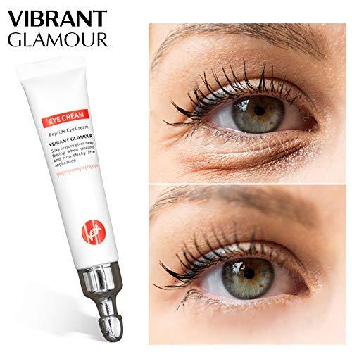 Classicoco Augencreme, Frauen, Augengel, Feuchtigkeitsspendendes Augenserum, VG Anti-Falten-Augencreme Anti-Aging-Augenringe gegen Schwellungen