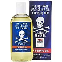 THE BLUEBEARDS REVENGE THE ULTIMATE pre-shave oil 125 ml