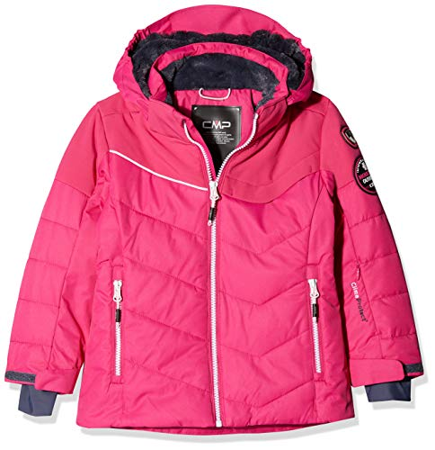 CMP Feel Warm Flock, Rain Jacket Girls, Girls