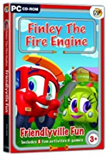 Finley the Fire Engine (PC CD)