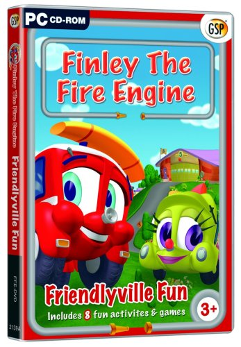 Finley the Fire Engine [UK Import]