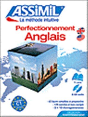 Perfectionnement Anglais (Livre + 4 CD Audio)