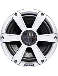 Fusion Marine High Performance Sport Grill und LED-Beleuchtung, Lautsprecher, Weiß, 7,7 cm