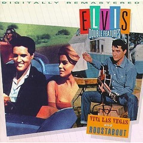 Elvis Double Features (Viva Las Vegas / Roustabout) by Elvis Presley (1993-02-23)