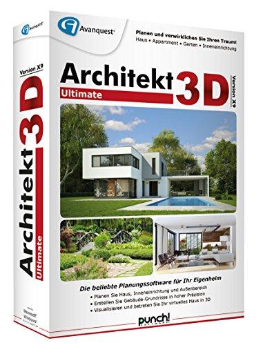 Architekt 3D X9 Ultimate -