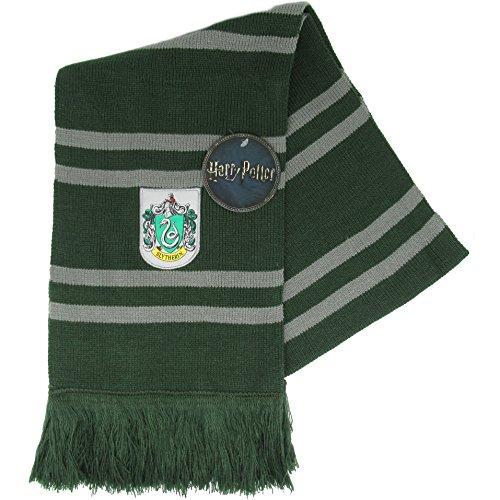 Harry Potter Bufanda Slytherin Ultra Suave - 100% Original Warner Bros 2