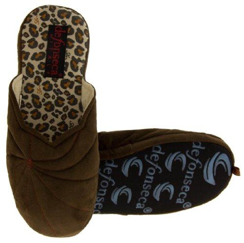 Footwear Studio , Chaussons pour femme Marron - marron
