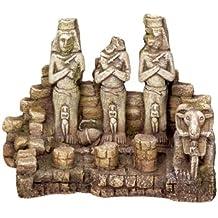 Nobby Adornos de ruina egipcia acuario, 18,5 x 10 x 13,5