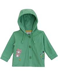 Mini Klub Girls Hooded Jacket with Full Sleeves