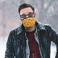 D.ADcustom Custom Bitcoin Unisex Dust Mask Earloop Mouth Mask
