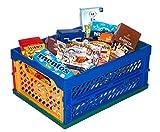 Tanner 0333.8 - Mini Klapp Box mit Kaufladenartikel