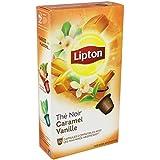 Lipton thé caramel vanille x10 Envoi Rapide Et Soignée ( Prix Par Unité )