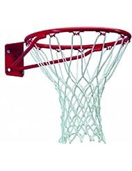 Sure Shot 63 Basketball - Aro de baloncesto, color rojo / blanco